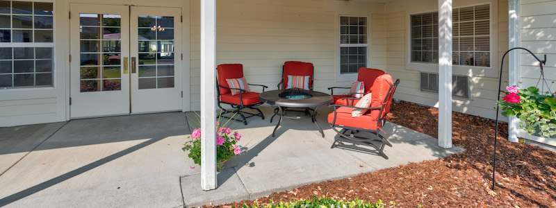 Senior Living in North Bend, OR